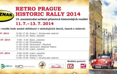 RETRO PRAGUE 2014
