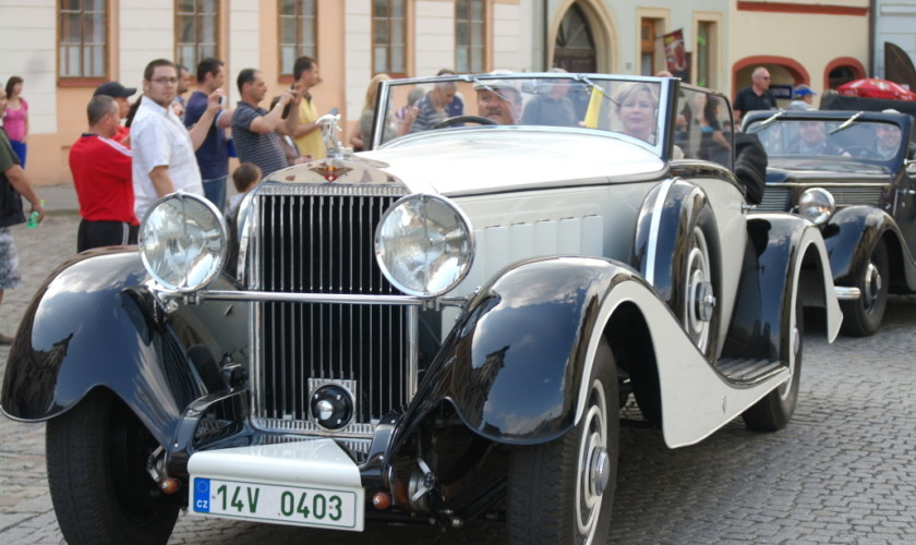 RETRO PRAGUE 2013