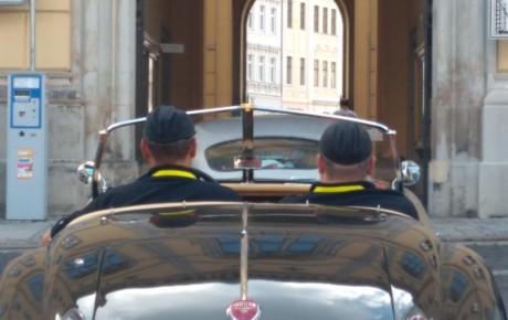 Historický, již devatenáctý ročník Retro Prague 2018