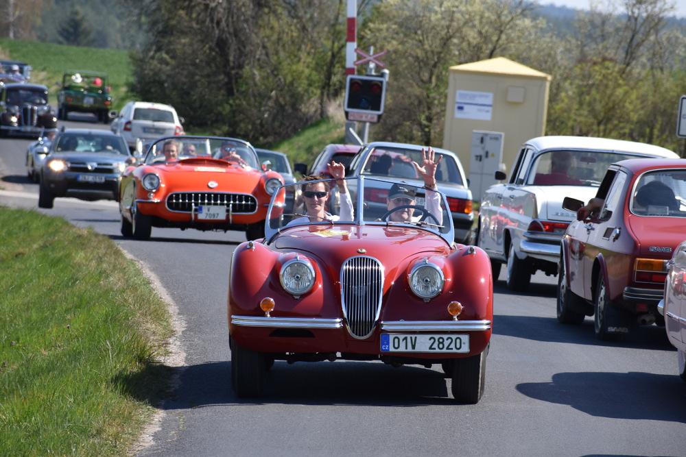 RETRO PRAGUE CLASSIC - Velikonoční jízda