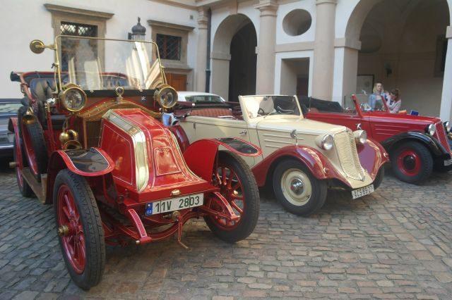 RETRO PRAGUE CLASSIC 2019 - Jarní jízda